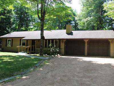 Three Lakes Single Family Home For Sale: 1195 Minne Wonka Ln