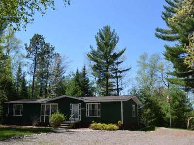 Minocqua Single Family Home For Sale: 9075 Thoroughfare Rd