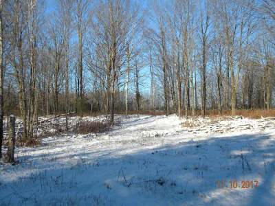 Residential Lots & Land For Sale: On Strong Rd