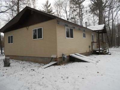 Woodruff Single Family Home For Sale: 8999 Rudolph Rd
