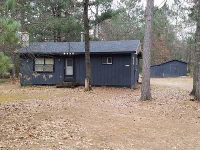 Hazelhurst Single Family Home For Sale: 10381 Leisure Dr