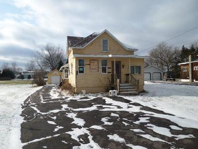 Antigo Single Family Home For Sale: 802 Hogan St N