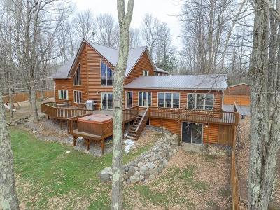 Mellen WI Single Family Home For Sale: $374,900