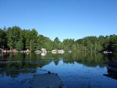 Minocqua Single Family Home For Sale: 8083 Brinkland Dr