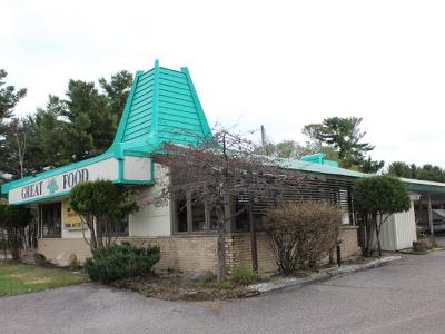 Eagle River Commercial For Sale: 1010 Wall St E
