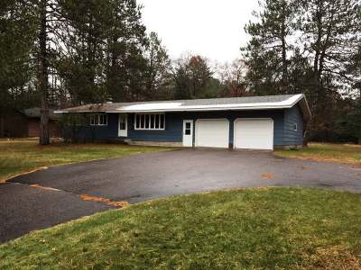 Woodruff Single Family Home For Sale: 8971 Mobile Dr