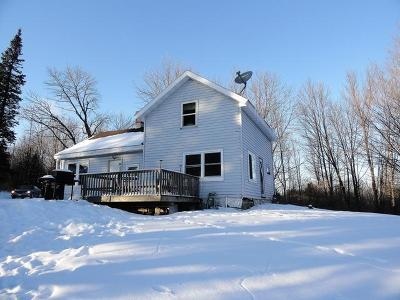 Single Family Home For Sale: N6440 Schooley Rd