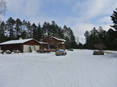 Three Lakes Single Family Home For Sale: 5710 Hwy 45