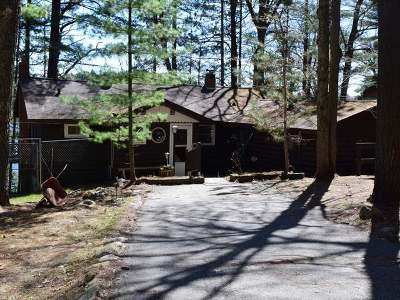 Single Family Home For Sale: 4089 Bass Lake Loop