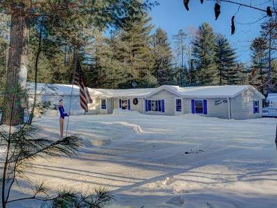 Eagle River Single Family Home For Sale: 1190 Zeman Rd