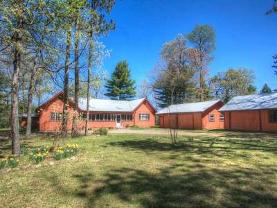 Eagle River Single Family Home For Sale: 1636 Lighthouse Lodge Rd