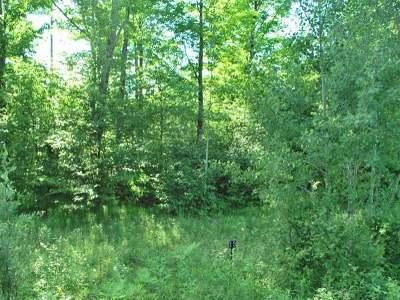 Crandon Residential Lots & Land For Sale: On Glacier Ridge Rd #Lot #15