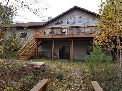 Tomahawk WI Single Family Home For Sale: $349,900