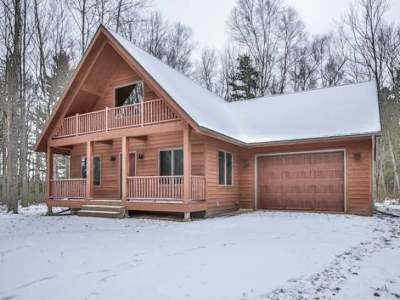 Minocqua Single Family Home For Sale: 11531 Christian Dr