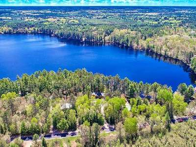 Langlade County, Forest County, Oneida County Single Family Home For Sale: 5278 Pine Lake Rd