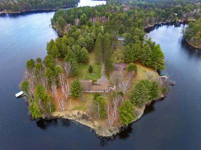 Eagle River WI Single Family Home For Sale: $559,000