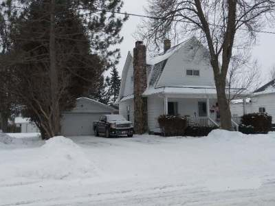 Antigo Single Family Home For Sale: 337 Deleglise St