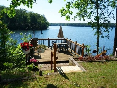Lac Du Flambeau Single Family Home For Sale: 1314 Indian Waters Ln
