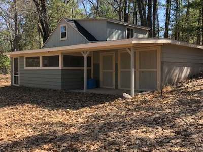 Forest County, Iron Wi County, Langlade County, Lincoln County, Oneida County, Vilas County Single Family Home For Sale: Off Diamond Lake Rd