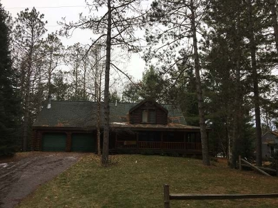 Eagle River WI Single Family Home Active O/C: $240,000