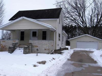Antigo Single Family Home For Sale: 615 Freiburger Ave