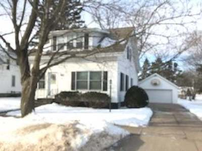 Antigo Single Family Home Active O/C: 926 Deleglise St