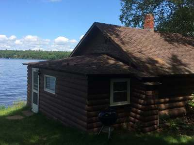 Minocqua Condo/Townhouse For Sale: 8329 Schroeder Rd #1