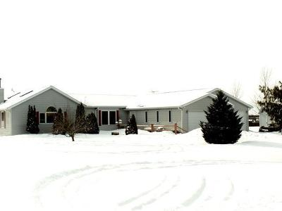 Merrill Single Family Home For Sale: W2549 Violet Ln