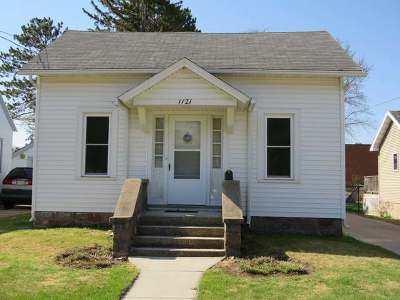 Antigo Single Family Home For Sale: 1121 7th Ave