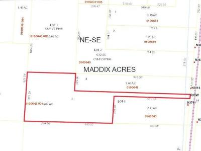 Residential Lots & Land For Sale: Cth P