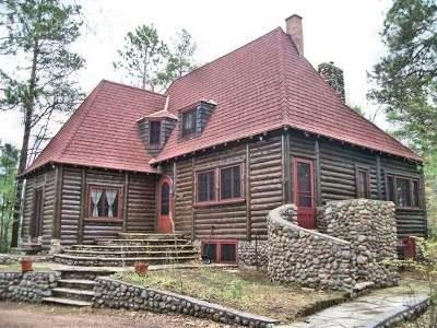 Lac du Flambeau WI Single Family Home For Sale: $794,500