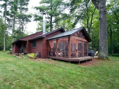 Boulder Junction WI Single Family Home For Sale: $249,000