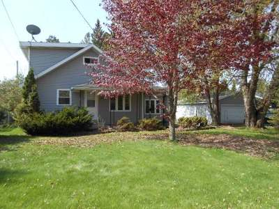 Antigo Single Family Home For Sale: 687 North Ave