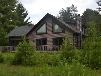 Lincoln County, Price County, Oneida County, Vilas County Single Family Home For Sale: 2353 Bunting Ln