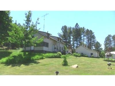 Boulder Junction WI Single Family Home For Sale: $495,000