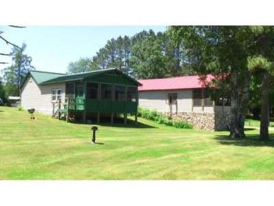 Boulder Junction WI Single Family Home For Sale: $329,000