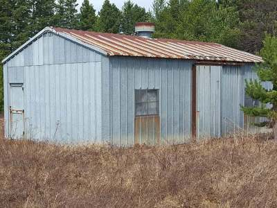 Eagle River WI Commercial For Sale: $125,000