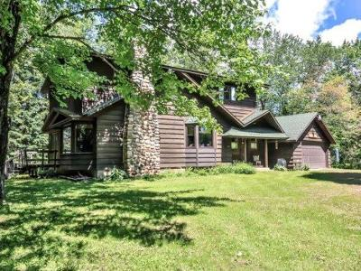 Iron Wi County Single Family Home For Sale: 2050 Bidwell Rd