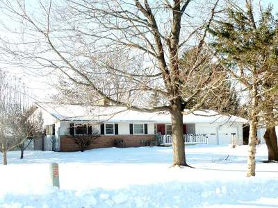 Forest County, Iron Wi County, Langlade County, Lincoln County, Oneida County, Vilas County Single Family Home For Sale: 1401 Highland Dr