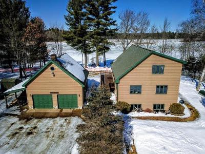Tomahawk Single Family Home For Sale: N10531 Feind Tr