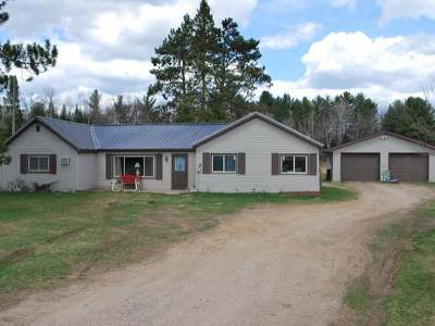 Hiles Single Family Home For Sale: 10236 Hwy 32