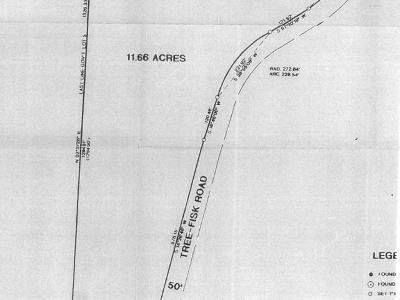 Residential Lots & Land For Sale: On Tre Fiske Rd