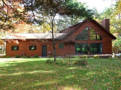 Minocqua Single Family Home For Sale: 9957 Ridgewood Dr
