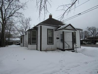 Tomahawk Single Family Home For Sale: 16 5th St S