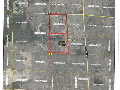 Merrill Residential Lots & Land For Sale: 80 Acres Otto Rd
