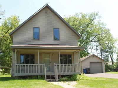 Park Falls Single Family Home For Sale: 172 Case Ave