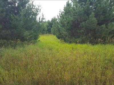 Three Lakes Residential Lots & Land For Sale: On Oneida Farms Rd #Lot 7