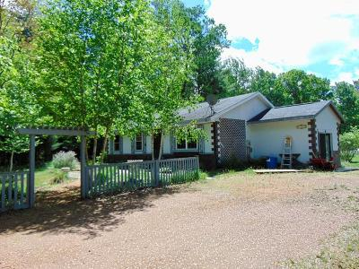 Tomahawk Single Family Home For Sale: W6705 Kahn Rd