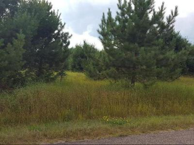 Three Lakes Residential Lots & Land For Sale: On Oneida Farms Rd #Lots 6 &