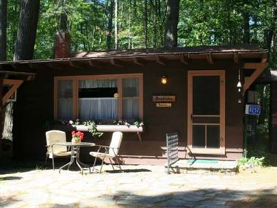 Forest County, Iron Wi County, Langlade County, Lincoln County, Oneida County, Vilas County Condo/Townhouse For Sale: 8252 Gabe Ln #6